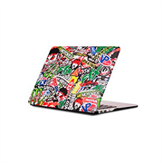 Защитная накладка BTA Workshop Sticker Bomb для Apple MacBook Air 13""