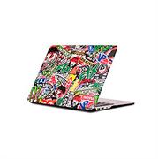 "Защитная накладка BTA Workshop Sticker Bomb для Apple MacBook Air 13"""