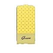 Чехол-флип Guess для iPhone 5c GIANINA Flip