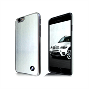 Чехол-накладка BMW для iPhone 6 Signature Hard Brushed Aluminium