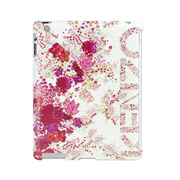 Чехол-накладка Kenzo для New iPad 2/3/4 Chiara Hard Mat