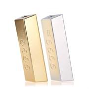 Внешний аккумулятор Gold Bar power bank Remax 6600мА