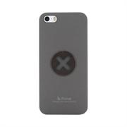 Чехол-накладка магнитный iHave X-series Magnetic для iPhone SE/5/5s