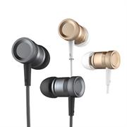 Наушники-вкладыши Rock Mula Stereo Earphone с гарнитурой и пультом