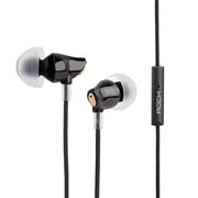 Наушники-вкладыши Rock Zircon Stereo Earphone с гарнитурой и управлением