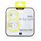USB Кабель Lightning BASEUS для iPhone 5/5S/5C/6/6Plus 100 см - фото 10450