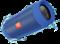 Портативная беспроводная колонка JBL Charge 2+ Plus Blue с Bluetooth (CHARGE2PLUSBLUEEU) - фото 12954