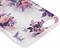 Чехол-накладка Guess для iPhone 6/6S BLOSSOM Hard TPU Transparent Flower (Дизайн: Цветы) - фото 17047