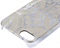 Чехол-накладка Lacroix для iPhone 5S/SE Paseo transparent Hard Gold (Цвет: Золотой) - фото 17130