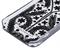 Чехол-накладка Lacroix для iPhone 5S/SE Paseo transparent Hard Gold (Цвет: Золотой) - фото 17131