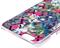 Чехол-накладка Lacroix для iPhone 6/6S CANOPY Grenade (Цвет: Розовый с цветами - фото 17149