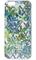 Чехол-накладка Lacroix для iPhone 6/6S CANOPY Malachite (Цвет: Белый с цветами) - фото 17161
