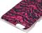 Чехол-накладка Lacroix для iPhone 6/6S PANTIGRE Hard Pink (Цвет: Розовый) - фото 17178
