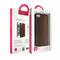 Чехол-накладка Ozaki O!coat 0.3 + Wood для iPhone 7/8 (Цвет: Тёмно-коричневый) - фото 17494
