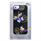 Чехол-накладка для iPhone SE/5/5S iCover Butterfly Black - фото 6104