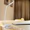 Компактный LED USB светильник-прищепка Remax Milk Series - фото 6796