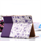 Чехол-книжка Remax Aimer Series Flowers Design для Apple iPad Mini 2/3 - фото 6971