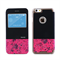 Чехол-книжка Remax Aimer Series Flowers Design для iPhone 6/6s - фото 6989