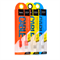 Кабель для iPhone/iPad HOCO Metall Jelly Knitted Lightning 120см - фото 7222