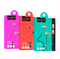 Наушники-вкладыши HOCO Wire Earphone, гарнитура + управление (без громкости) - фото 8013