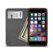 Чехол-книжка с отделением для карточек Ozaki O!coat 0.3 Aim+ для iPhone 6/6s - фото 8450