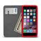 Чехол-книжка с отделением для карточек Ozaki O!coat 0.3 Aim+ для iPhone 6/6s - фото 8456