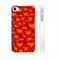 Чехол-накладка Artske для iPhone 4/4S Hearts - фото 9159