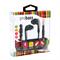 Наушники-вкладыши Probass MX102 с гарнитурой - фото 9414